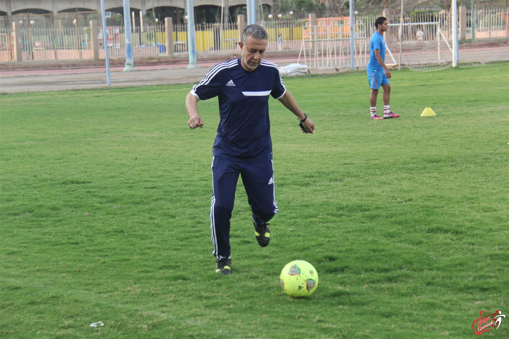 عبد الرحيم مديراً فنياً للترسانة