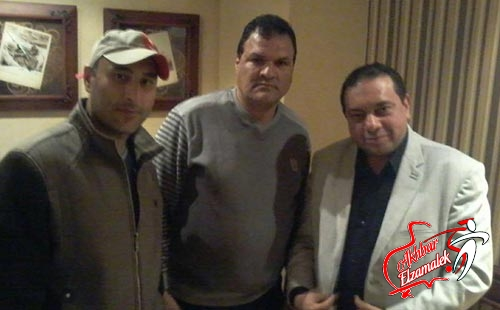 نبيل محمود مديراً فنياً لفريق دمياط