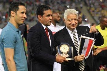 خاص..تعرف على قرار مرتضى منصور بخصوص مكافأت الفوز الخاصة باللاعبين بعد التأهل للنهائي الإفريقي