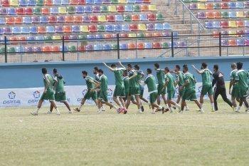 جمعة يقود هجوم المصري فى مواجهة بطل نيجيريا بالكونفدرالية