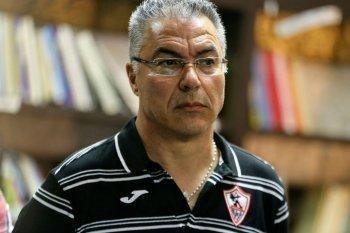 المدرب البرتغالى للزمالك ضعيف فنياً.. سيئ بدنياً.. عصبى جداً