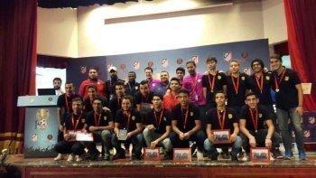 ترشيح ٣ لاعبين من أكاديمية أتلتيكو مدريد لمنتخب مصر