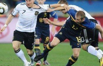 فيديو.المانيا تقسو علي استراليا بثلاثة اهداف