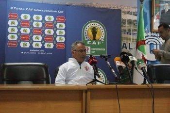 رسالة الجزائر خاص. ايناسيو يعلن التحدى لاتحاد العاصمة