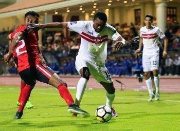 خاص.المصري يرصد مكافأة ضخمة للاعبيه للفوز علي الزمالك