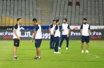 خاص.مرتضي منصور في انتظار الموافقة  علي نقل مباريات الفريق