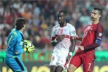 بالفيديو .البرتغال تصعد إلى كاس العالم وسويسرا فى الملحق