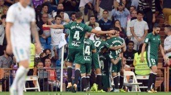 بالفيديو.ريال بتيس يواصل الإنتصارات في الدري الإسباني