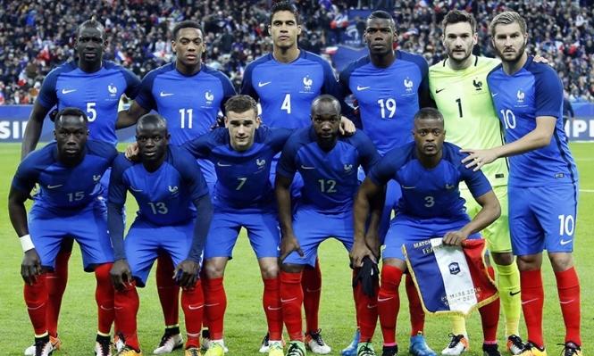 بث مباشر مباراة فرنسا والمانيا