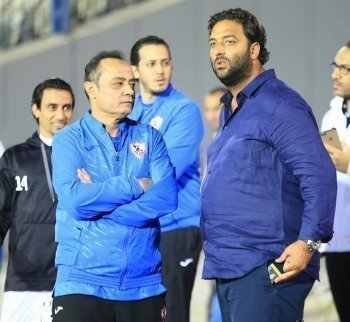 تعليق طارق يحيي بعد مباراة  الزمالك والبنك الاهلي