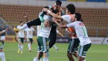 المصري يفوز علي المقاولون بشق الأنفس