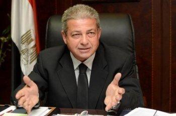 بالصورة وزير الشباب والرياضة يقلب الفيسبوك بتعليق ساخر على مرتضى منصور