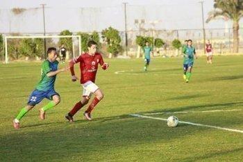 المقاصة يشكو حكم مباراة الأهلي للناشئين مواليد99
