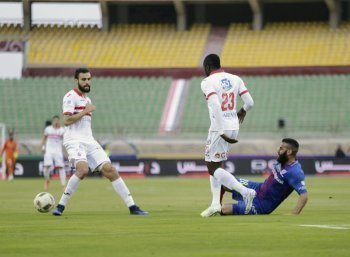 خاص | إيهاب جلال يطلب استبعاد النقاز أمام النصر