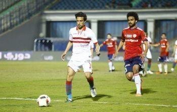 مباراة النصر المصري والزمالك