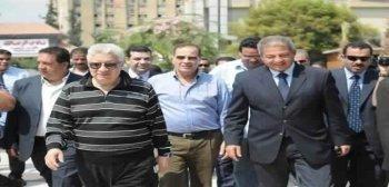 خالد عبد العزيز وزير الشباب والرياضة يرد على إتهامه بافساد صفقة القرن للزمالك
