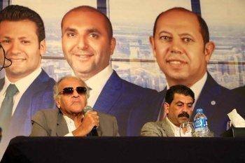 عباس يوجه رسالة شديدة اللهجة لمرتضى منصور بكلمات خارجة