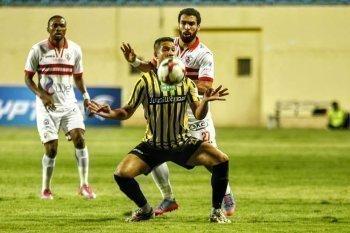 70 دقيقة من عمر مباراة الزمالك والمقاولين العرب تعرف على النتيجة