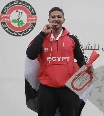 نجم الزمالك يحقق انجاز جديد لمصر في الأردن