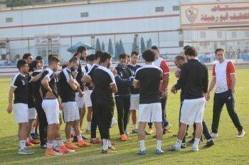 خاص | مهاجم الزمالك الجديد يظهر في نهائي كأس مصر