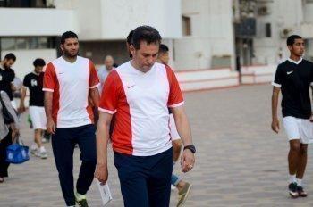 الأهرام المسائي: الجهاز الفني للزمالك يدخل أول صدام مع مرتضى منصور بسبب هذا اللاعب