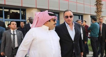تركي آل الشيخ يواصل كشف فضائح مجلس الخطيب «على عينك يا تاجر»