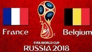 بث مباشر | مشاهدة مباراة فرنسا وبلجيكا في نصف نهائي كأس العالم