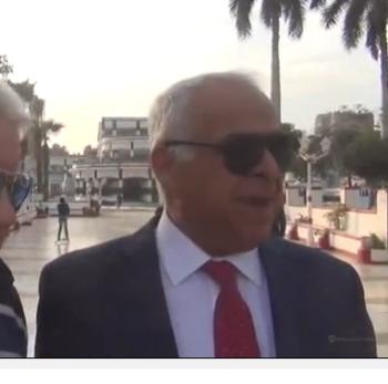 احمد أبو ضحى يتهم فرج عامر بالتلاعب في صفقة البكرى