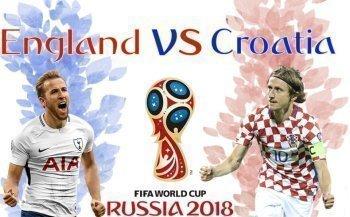 بث مباشر | مشاهدة مباراة انجلترا وكرواتيا في نصف نهائي كأس العالم