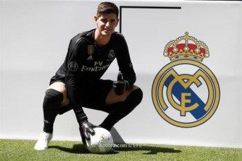 اول تعليق لكورتوا يعد الإنضمام إلى ريال مدريد
