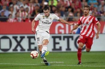 ريال مدريد  ينتقم من جيرونا ويكتسحه فى كتالونية