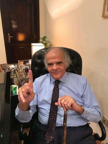 اهل الخير يتدخلون للصلح بين مرتضى منصور وممدوح عباس