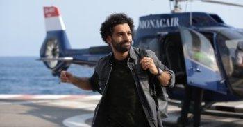 وصول محمد صلاح الى موناكو لحضور حفل الأفضل فى أوروبا