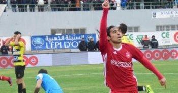 فيديو |  عمرو مرعى يسجل هدفين في خماسية النجم الساحلى