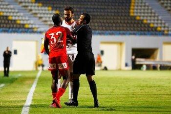 مدرب المنتخب ردًا على انتقادات حمدي النقاز: انت مالك