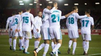 بث مباشر | مشاهدة مباراة ريال مدريد ومليلية في كأس ملك أسبانيا