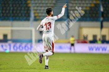 بالفيديو والصور ....جوووول الزمالك يضاعف النتيجة بلمسة تونسية
