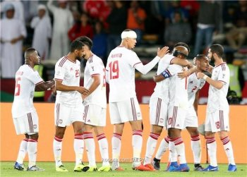 منتخب الإمارات ينجح بالهندى والنشامى  يذبح نسور قيسون