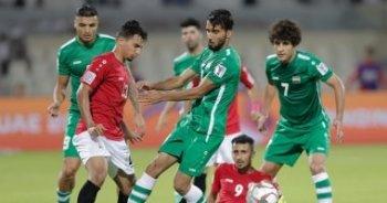 فيديو   ا اسود لعراق يتأهل لدور الـ 16 بكأس أسيا بثلاثية بعد افتراس اليمن
