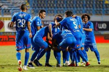 محمد صلاح  : قولا واحدا الدوري للزمالك واللى جاى اصعب من اللى راح