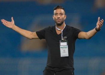 بالصور .. الوحدة بقيادة ميدو يسقط أمام الشباب بالدوري السعودي