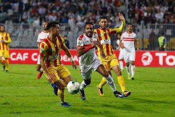 الأهرام: توتر وارتباك بالفريق الجزائري قبل مواجهة الزمالك