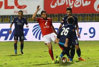 بالتفاصيل..ضرب لاعبي الأهلي وبيراميدز بعد هزيمة الاحمر