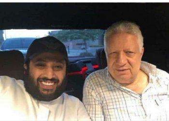 تركي ال الشيخ يقلب الفيس بوك برسالة لمرتضى منصور قبل لقاء الزمالك وبيراميدز