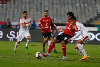 كابتن الاهلى السابق الزمالك يستحق لقب الدوري هذا الموسم