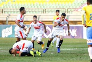 الأهرام: الزمالك يحفز لاعبيه قبل «صدام» بيراميدز