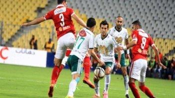 الجبلاية تكشف عن طاقم تحكيم مباراة الأهلي والمصري