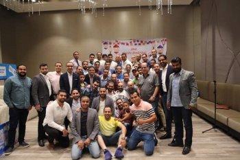 10صور رابطة الزمالكاوية فى الدوحة تكرم نجوم الزمالك ومصطفى فتحى يكشف موعد عودته للملاعب