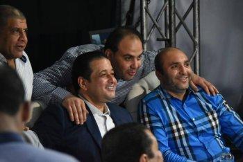 بالصور ...العتال يتحدث عن أهمية تنظيم مصر لكأس الأمم الافريقية