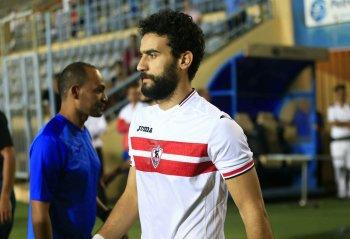 لاعبو سموحة يتحدو مع العميد ضد باسم مرسى ويخسرو من الاتحاد بفضيحة